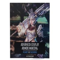 Worbla Cosplay Supplies The Book of Advanced Cosplay Armor-Making