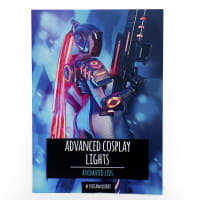 Worbla Cosplay Supplies The Book of Advanced Lights - Animated LEDs