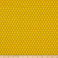 Andover Chicken Wire Yellow