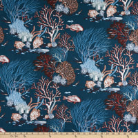 STOF France Oceanique Twill Petrole