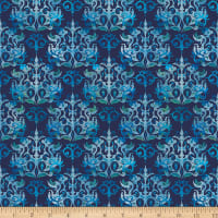 Feathered Beauty Chandalier Navy