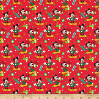 Disney Christmas Mickey For Me Red