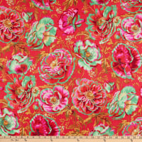 Kaffe Fassett Collective Dorothy Red