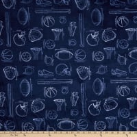 Exclusive Shannon Digital Minky Cuddle Playbook Navy