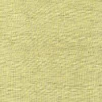 European Linen Two Tone Army Green/Ivory/Soft Yellow