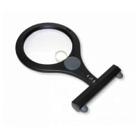 Carson LumiCraft LED 2x Hands-Free Magnifier w/Neck Cord