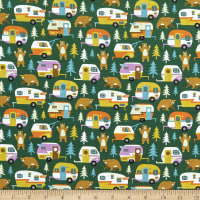 Marshall Dry Goods Camping Green