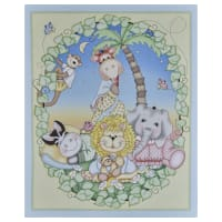 """Bazooples Sweet Dreams Quilt 36"""" Panel Multi"""