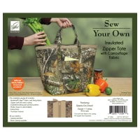 Insulated Zipper Tote Kit with Zippity-Do-Done - EDGE
