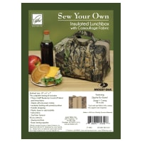 Insulated Lunchbox Kit with Zippity-Do-Done - Break-up Country