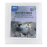 """Pellon 1-Sided Fusible Polyester Batting 34"""" x 45"""" Craft Size"""