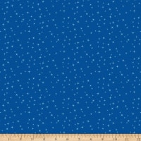 EXCLUSIVE Mister Domestic Love is Love Sparkle Blue Fabric