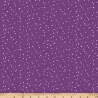 EXCLUSIVE Mister Domestic Love is Love Sparkle Purple  Fabric