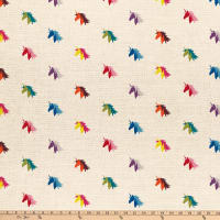 EXCLUSIVE Mister Domestic Love is Love Canvas Magical Unicorn Rainbow