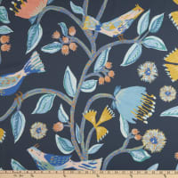 Lacefield Designs Birds of Paradise Sateen Robben