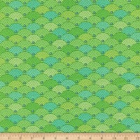 Contempo Frolic Stepping Stones Green