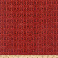Liberty Fabrics Tana Lawn Entwine Red/Bourdeaux