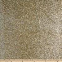 Ombre Crystal Glitter Net Gold