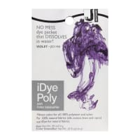 Jacquard iDye Synthetic Fiber Fabric Dye Violet