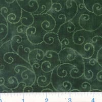 Moda Marble Swirls (9908-33) Hunter Green