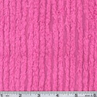 10 Ounce Chenille Hot Pink