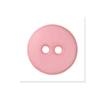 Colors by Favorite Findings 5/8'' Buttons 20/Pack Pink