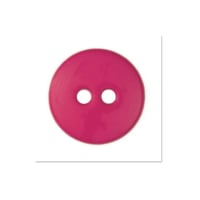 Colors by Favorite Findings 5/8'' Buttons 20/Pack Carnation