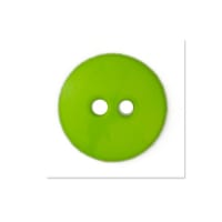 Colors by Favorite Findings 5/8'' Buttons 20/Pack Lime