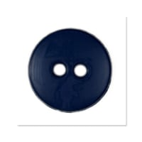 Colors by Favorite Findings 5/8'' Buttons 20/Pack Navy
