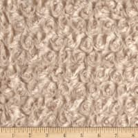 Shannon Minky Luxe Cuddle Rose Camel