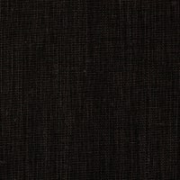 Medium Weight Linen Black