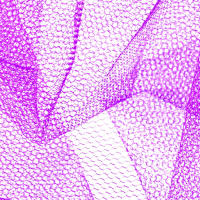 Nylon Net Purple