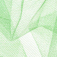 Nylon Net Mint Green