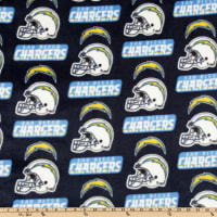 NFL Fleece San Diego Chargers Blue