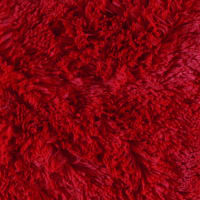 Shannon Minky Luxe Cuddle Shaggy Red