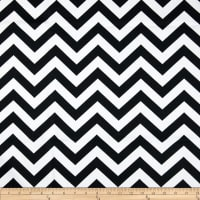 Premier Prints Zig Zag Black/White