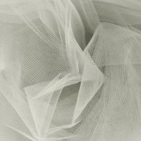 54'' Wide Tulle Ivory