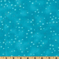 Laurel Burch Basics Star Blue