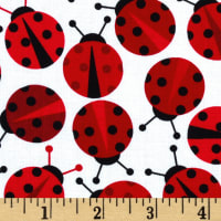 Urban Zoologie Ladybugs Red