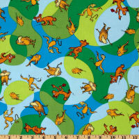 The Lorax Organic Truffala Forest Creatures Bright