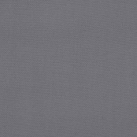 Cotton Blend Twill Gray