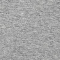 Kaufman Laguna Stretch Cotton Jersey Knit Heather Grey Fabric