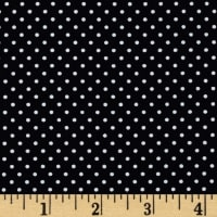 Pimatex Basics Pin Dot Black/White