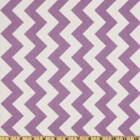 Riley Blake Chevron Medium Lavender