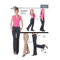 Jalie Women's Stretch Jeans Pattern