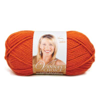 Lion Brand Vanna's Choice Yarn (134) Terracotta