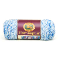 Lion Brand Homespun Yarn (355) Delft