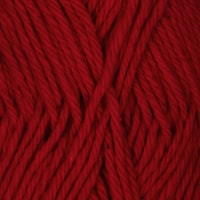 Lion Brand Kitchen Cotton Yarn (113) Hot Pepper