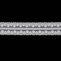 "1 1/2"" Lace Trim Ivory"