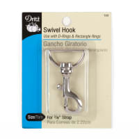 Swivel Hook 2'' Nickel
